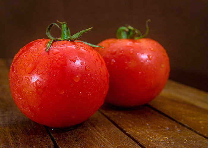 Delicious Red Tomatoes_2