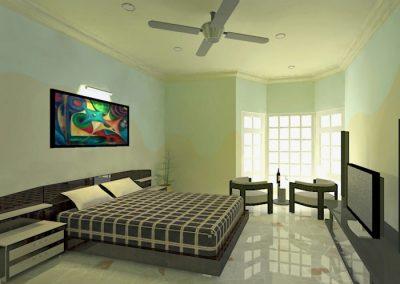 Interior Design Bedroom 1