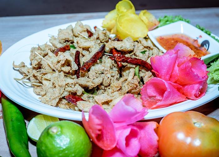 A thai delicious food.